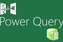 Excel Power Query PQ介紹
