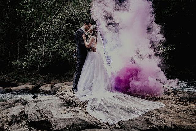 婚庆行业目标人群
