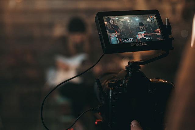 准备视频素材