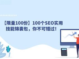 SEO網站優化怎么做?分享100個SEO優化技巧