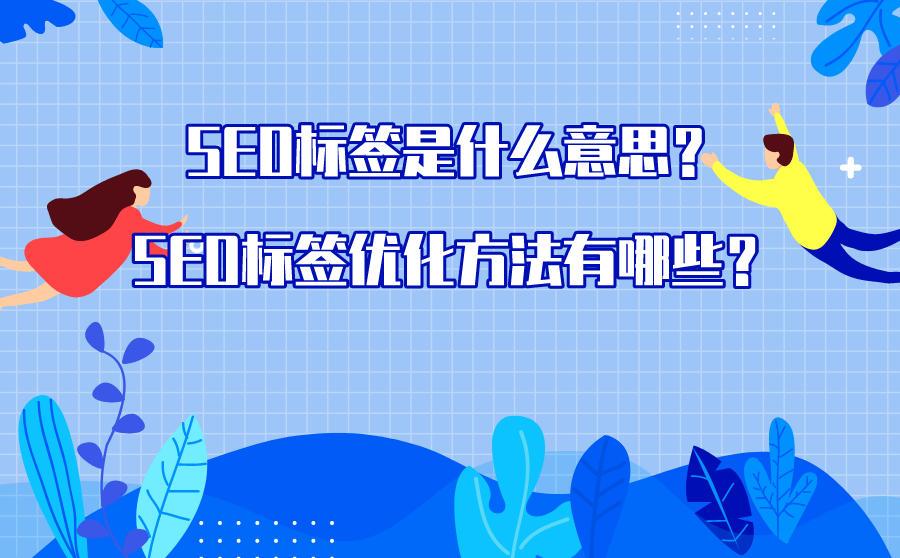 SEO标签是什么意思?SEO标签优化方法有哪些?,广西红客